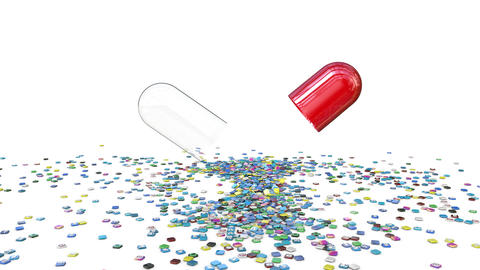 Social pill GIF