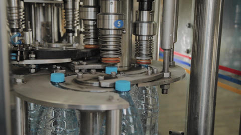 Conveer seals bottles for drinking water GIF