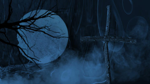 Horror Background. Disturbing background for your horror, thriller and suspense videos Videos animados