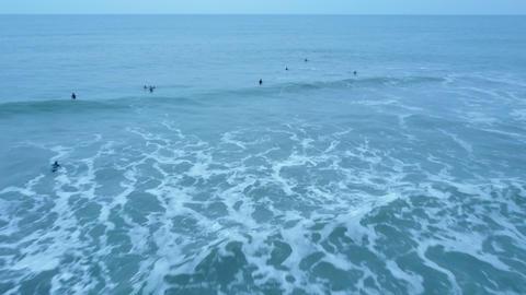 千葉県九十九里浜 海 サーフィン #003 ビデオ