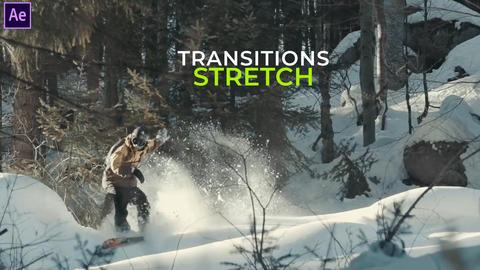 Stretch Transitions Presets