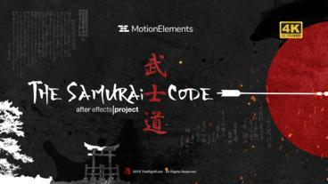 The Samurai Code - Opener After Effects Template