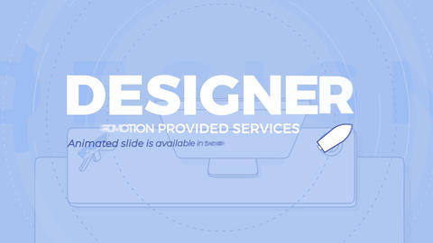 Designer Promo After Effects Template