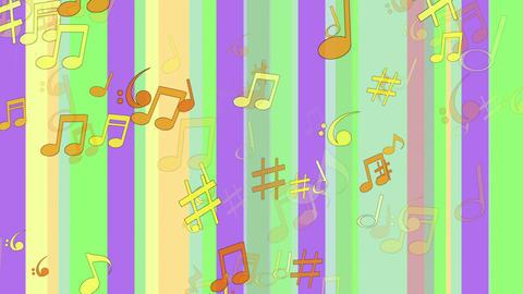 Fractal line loop musical bl 05 Animación