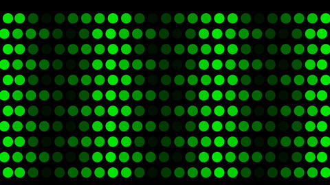 Electronic Led Display Stock Video Footage