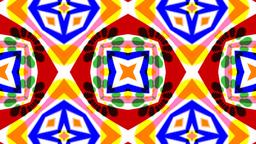 Kaleidoscope 2D Animation
