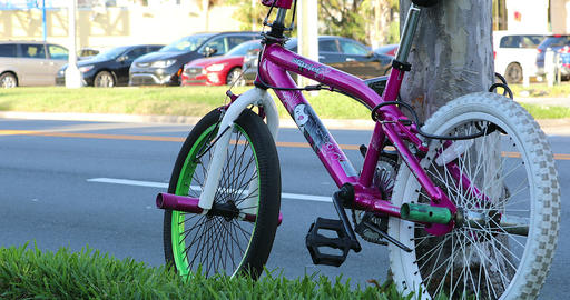 Street Style Freestyle BMX Bike GIF