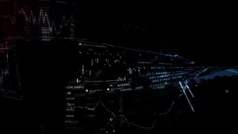 Stock Market Animation