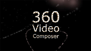 360 Video Composer After Effectsテンプレート