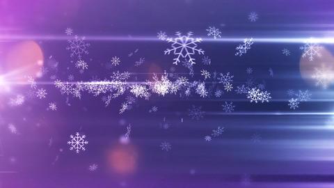 Winter Background 02 Animation