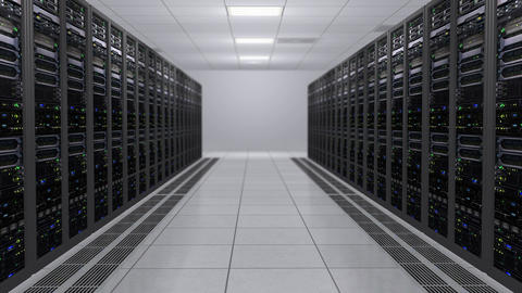 Data Center Animation