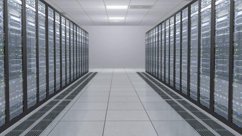Server room Animation