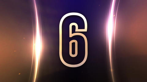 Light Countdown 02 Animation