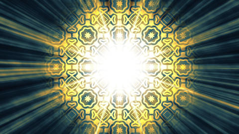 Glow Kaleidoscope 03 Animation