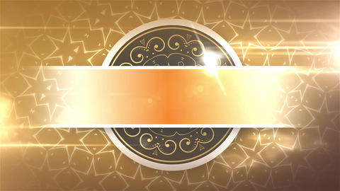 Ramadan Background 03 Animation