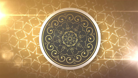 Ramadan Background 02 Animation