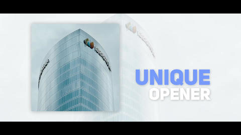 Simple Corporate Opener After Effects Template