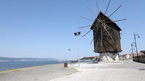 Location of Lisbon at Bulgaria Europe Filmmaterial