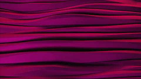 Wavy bands Background pink purple Animation