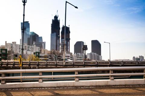City, building フォト