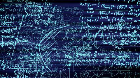 Mathematical Formulas Animation