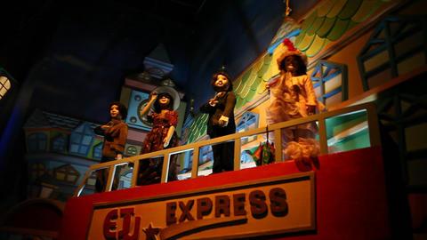 Amusement park Live Action