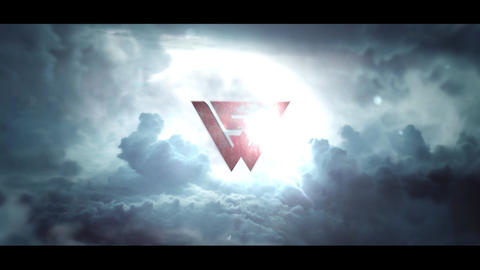 EPIC SKY LOGO INTRO After Effects Template