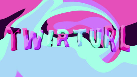 TwirTurl Titles & Lower Thirds After Effects Template