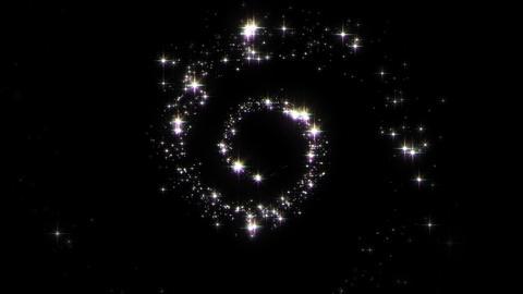 Glitter loop 32 Animation