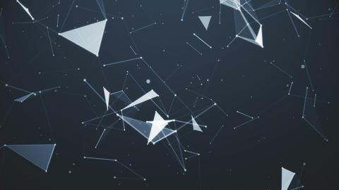 [alt video] Plexus Geometry Background