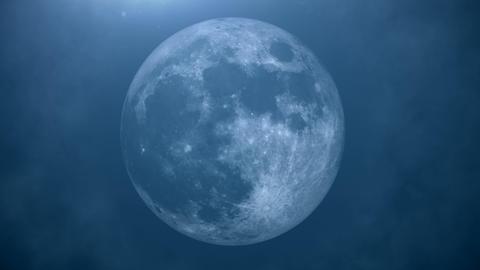 Moon 4K Animation Animation