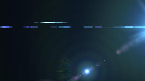 Flare material 03 CG動画
