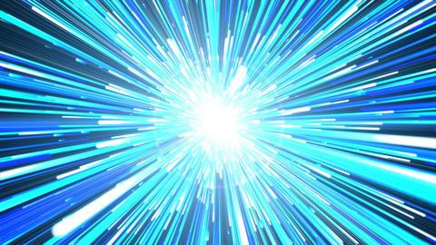 Light play radially Stock Video Footage