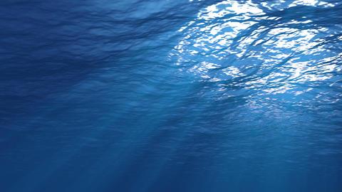 Underwater Light Animation
