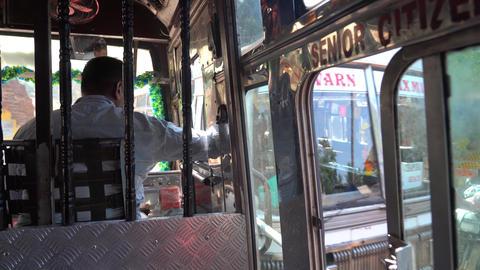 Goa bus inside Archivo
