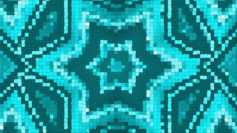 Mosaic Pattern Animation