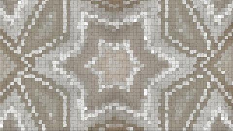 Mosaic Pattern Videos animados