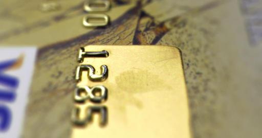 1080p Credit Card / Debit Card / Smart Card Footage