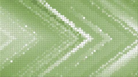 Corner Mosaic Animation