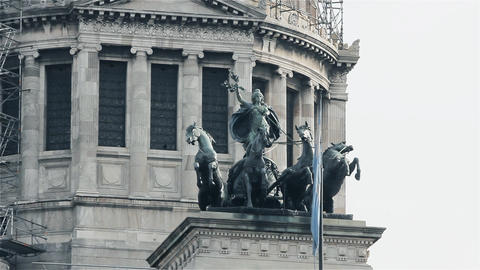Argentine National Congress Cupola Live Action