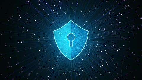Technology security concept35 Videos animados