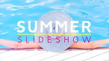 Slideshow Premiere Proテンプレート