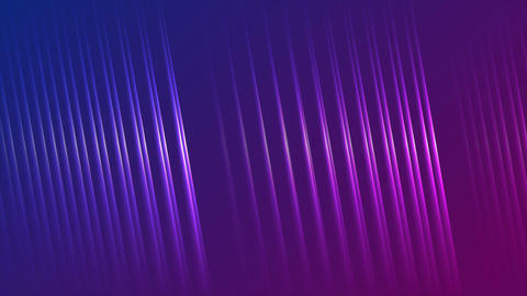 Blue ultraviolet neon laser glowing lines abstract video animation Animation