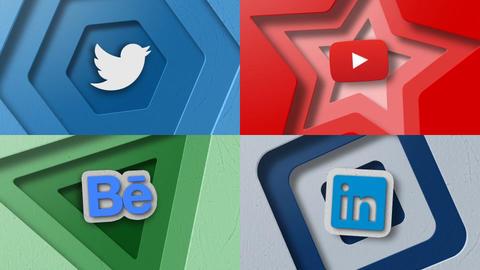 Modern 3D Logo Reveal After Effects Template