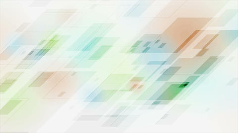 Abstract technology multicolored video animation Animation