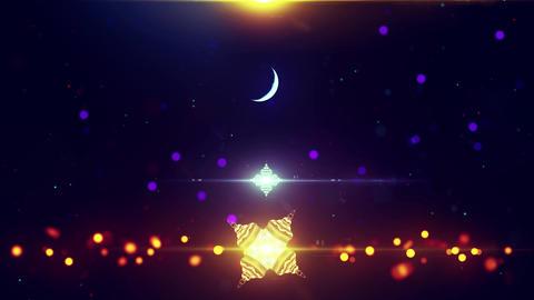 Ramadan Regional Event Background Animation