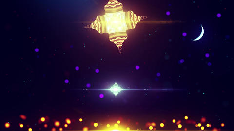 RAMADAN BACKGROUND A Animation