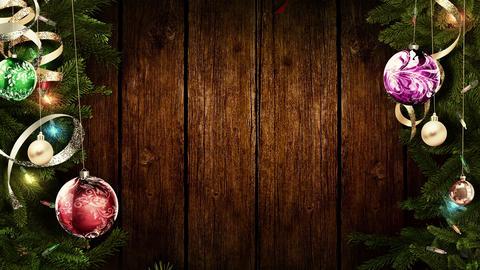 Christmas Frame Animation