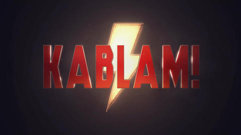 Kablam Logo Reveal After Effects Template