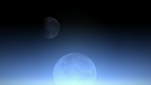 celestial body,moon Animation